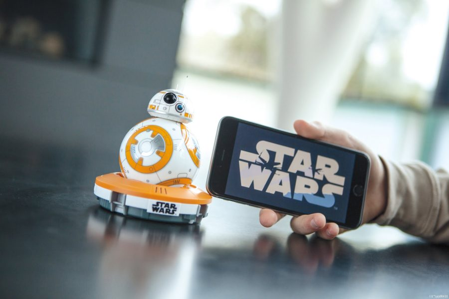 Mini drone Sphero BB-8