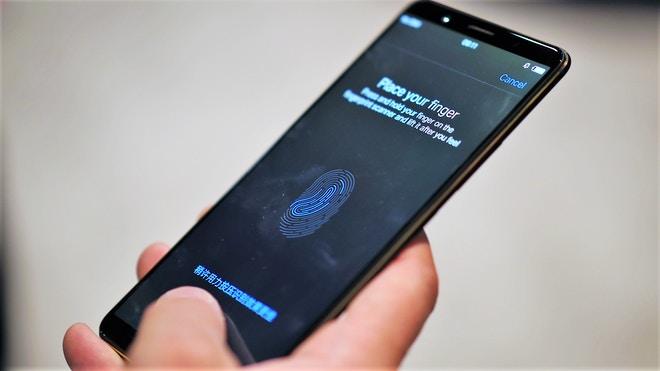 Vivo, empreintes digitales, X20Plus, smartphone
