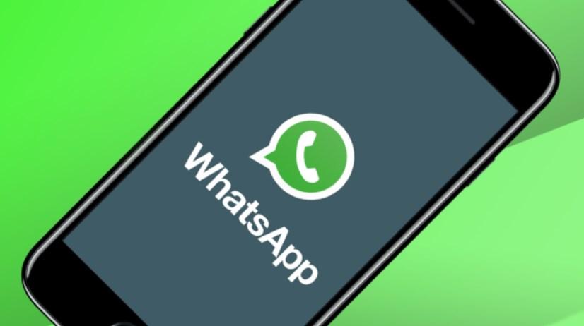 WhatsApp application messagerie
