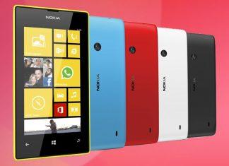 Windows Phone Lumia