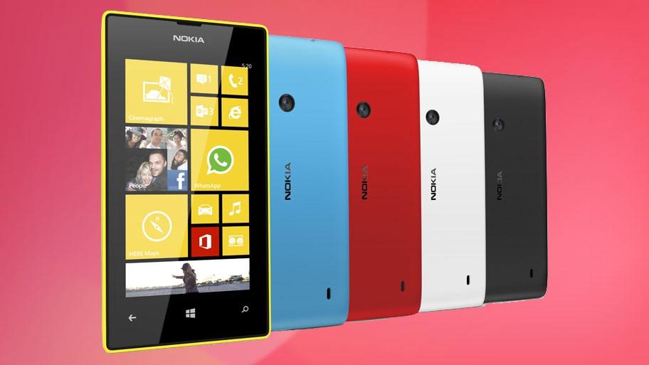 Smartphone Windows Phone Lumia