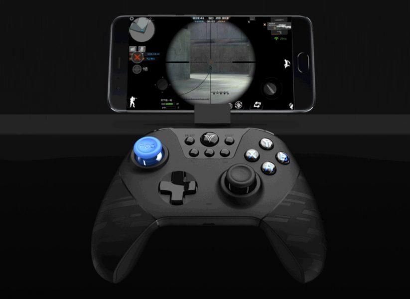 Xiaomi Mijia X8pro manette Bluetooth smartphones Android et iOS