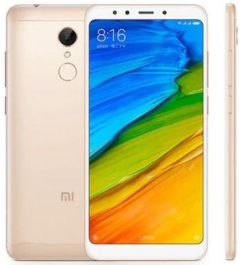 Xiaomi Redmi 5 smartphone téléphone