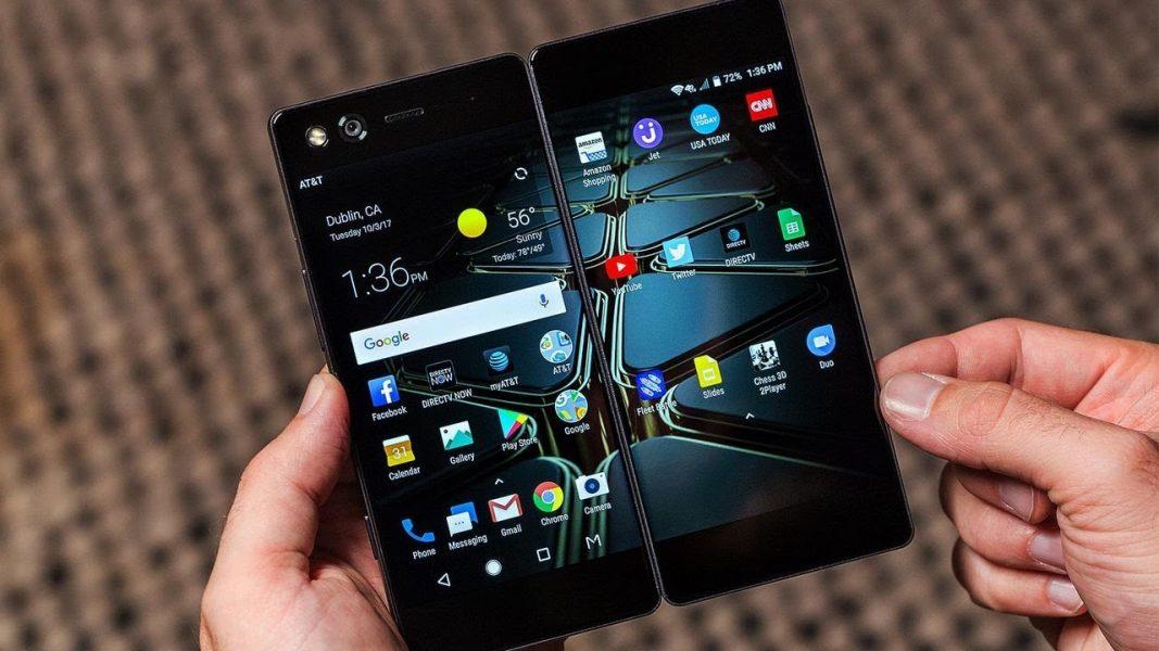 axon m 1067x600 - Le smartphone pliable ZTE Axon M sortira avant le printemps 2018