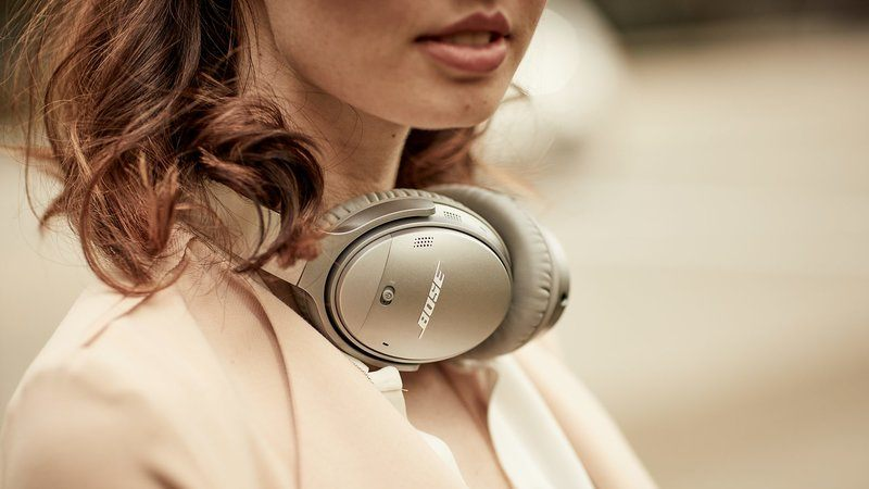 Bose Quietcomfort 35 II casque en promo