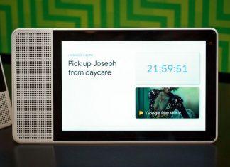 Lenovo Google Smart Display