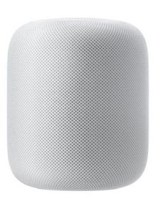 Enceinte connectée Apple HomePod