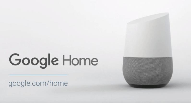 Google home à l'honneur du MWC 2018