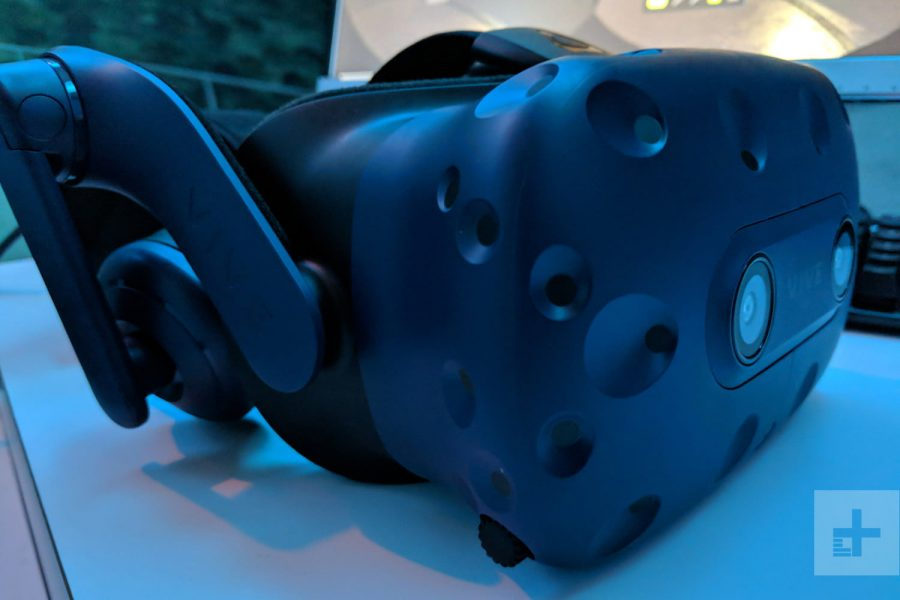 HTC CES 2018 Casque Réalité virtuelle