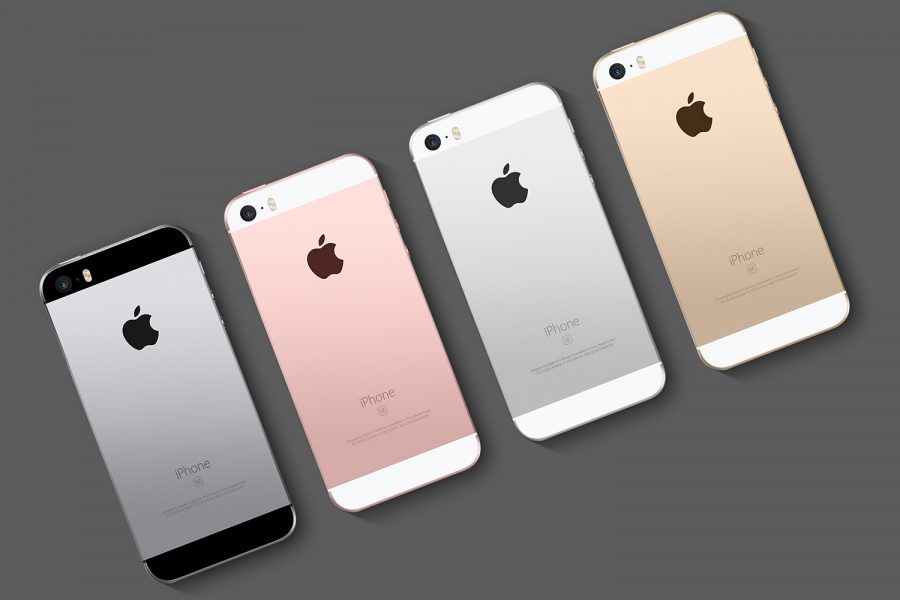Apple iPhone SE iPhone X
