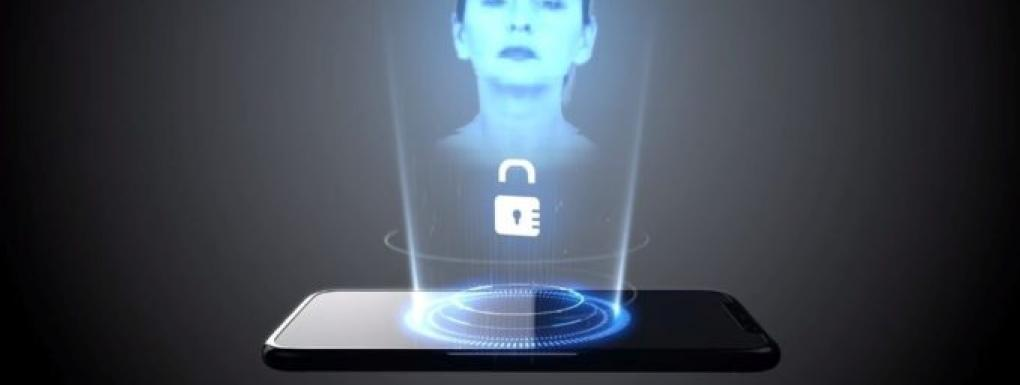 iPhone XI hologramme Face ID Apple