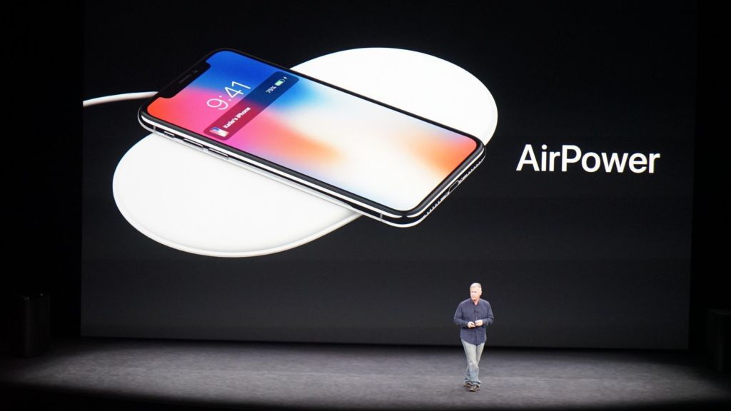 iPhone X recharge sans fil AirPower