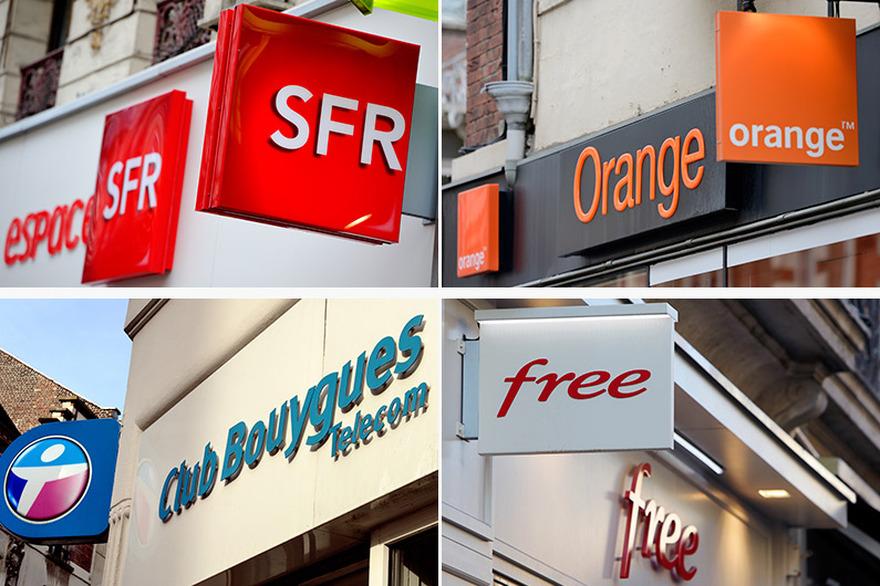 Orange Free SFR Bouygues hausse prix opérateur