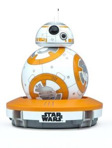 Mini drone Sphero BB-8 Orange et Blanc