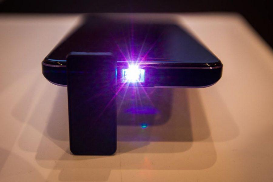 Moviphone, OnePlus 5, smartphone, vidéoprojecteur