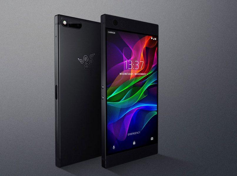 Razer Phone smartphone gamer