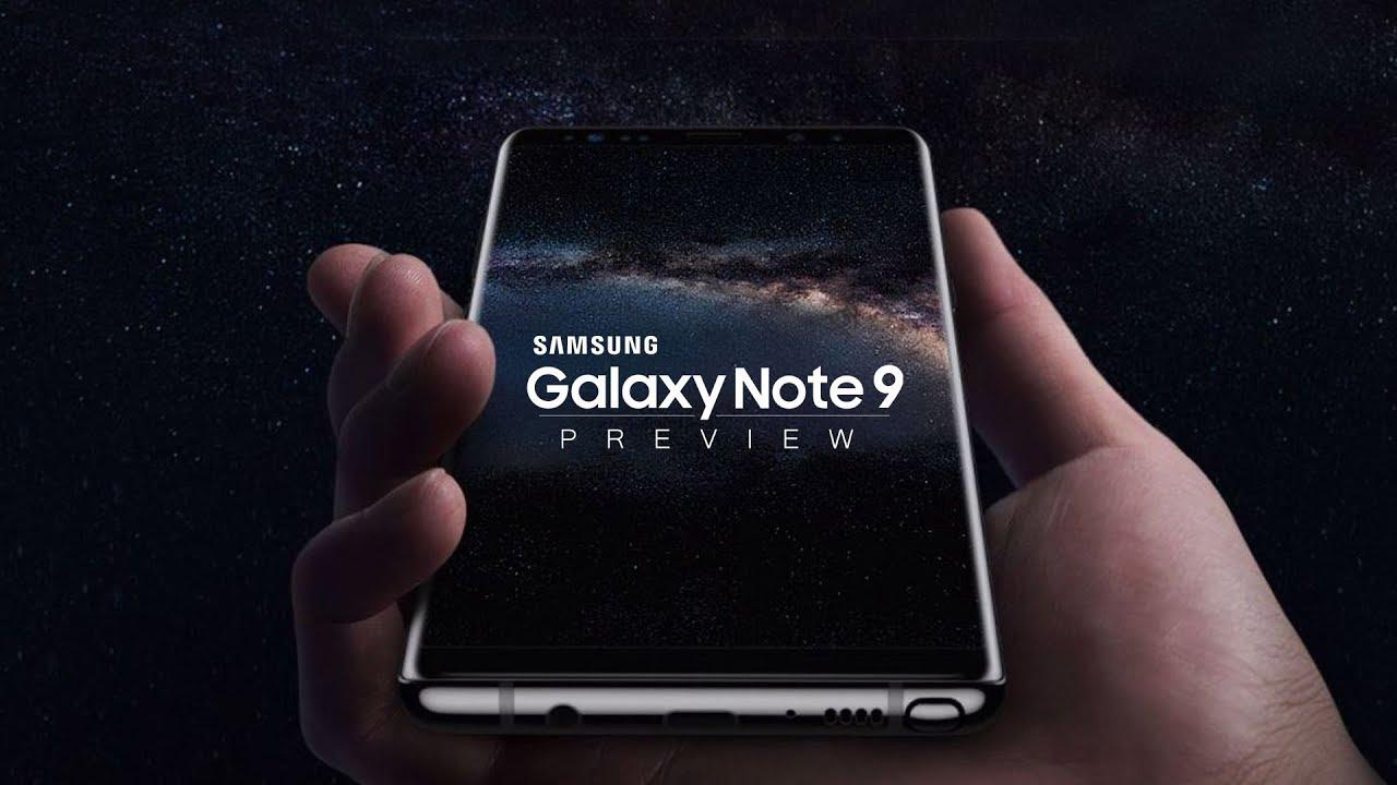 Galaxy Note 9 : présentation le 9 août prochain à New-York !