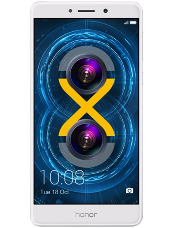 Honor 6X smartphone PriceMinister