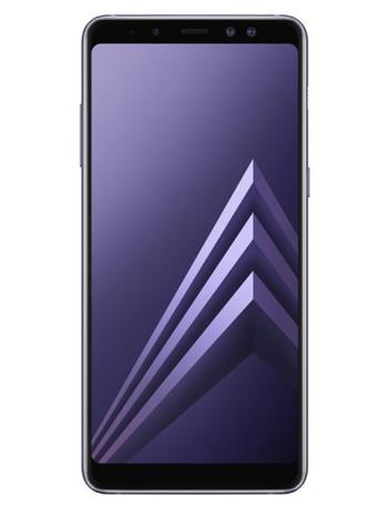 Samsung Galaxy A8 2018 Gris Orchidée