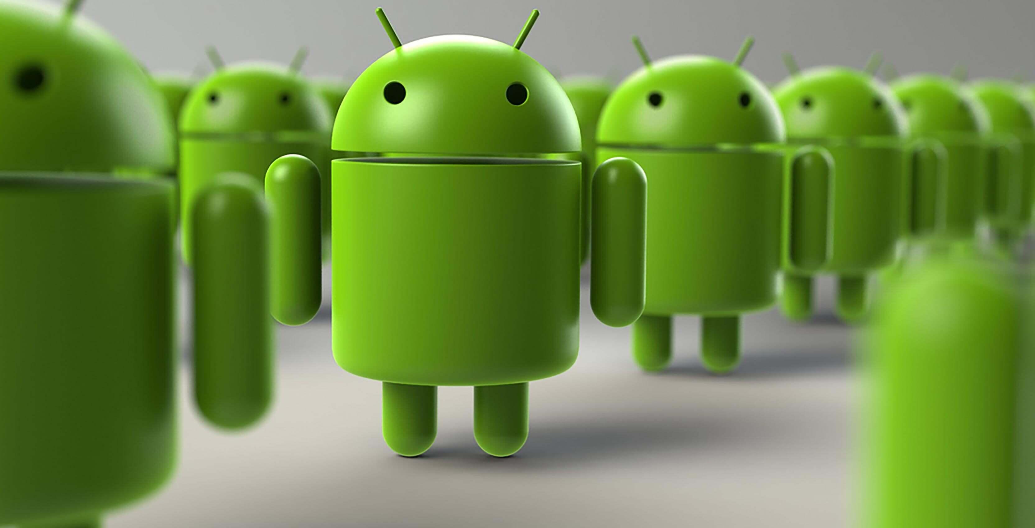 Google développerait une version non-tactile d'Android