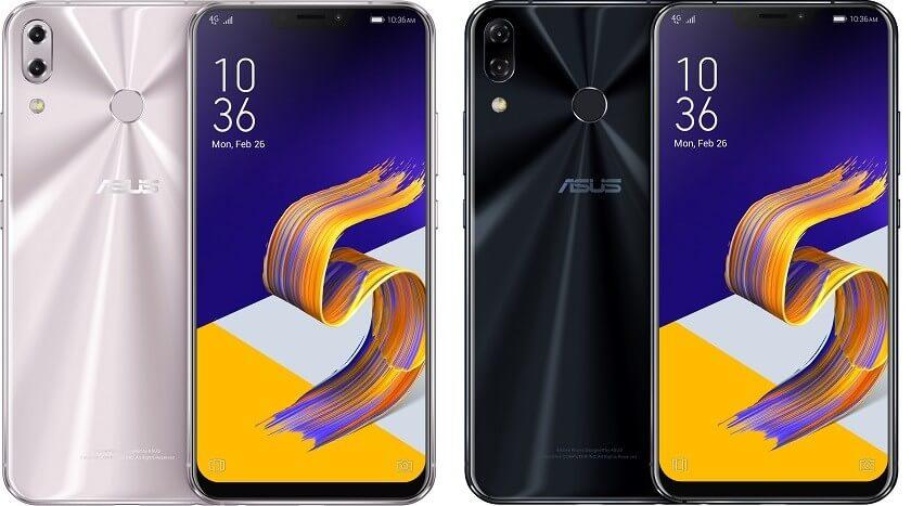 MWC 2018 : Asus copie également l'iPhone X avec ses ZenFone 5 et 5Z !