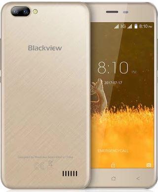 Bon plan : l'excellent smartphone Blackview A7 est à 38 euros sur GearBest !