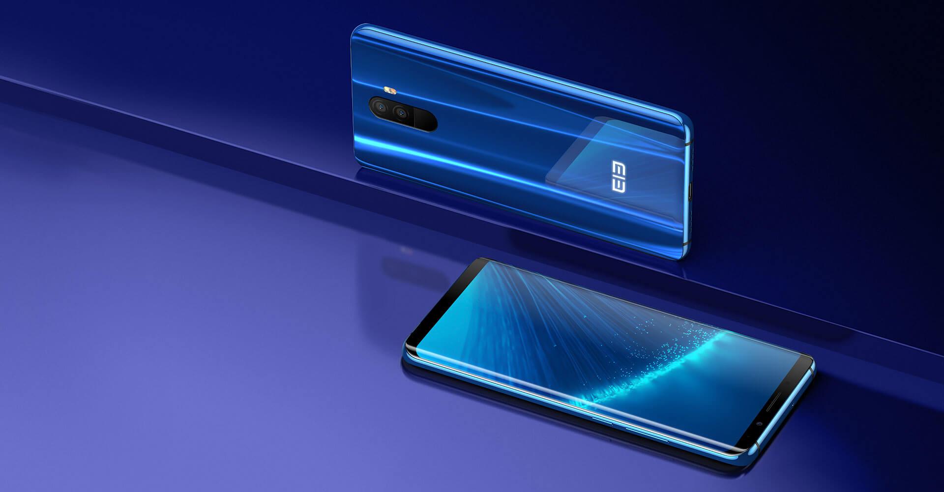 Elephone U et U Pro : les Galaxy S8 like enfin annoncés pour l'Europe