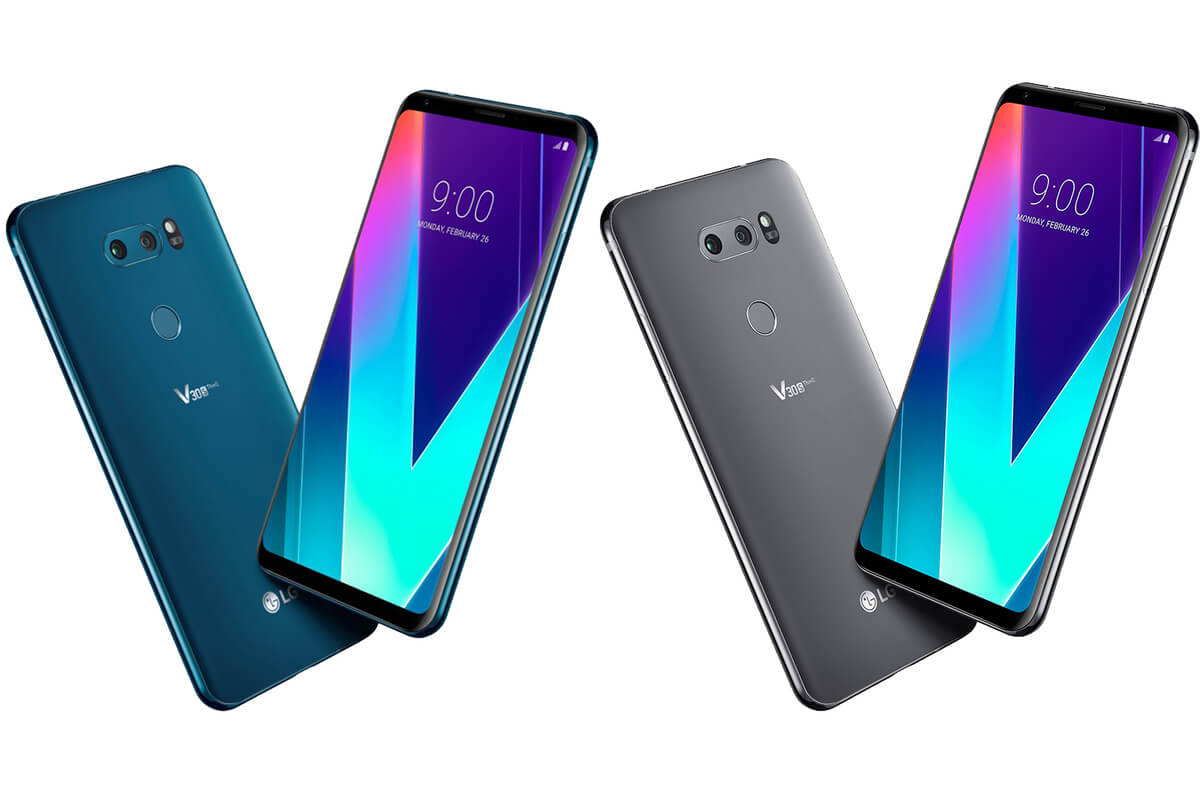LG V30S ThinQ : de l'intelligence artificielle sur un V30 mais à part ça ?