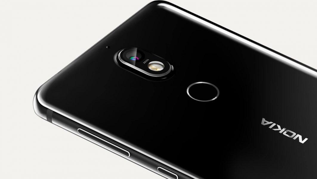 Nokia 7 Plus : double capteur photo Zeiss et écran XXL 18:9 pour le milieu de gamme