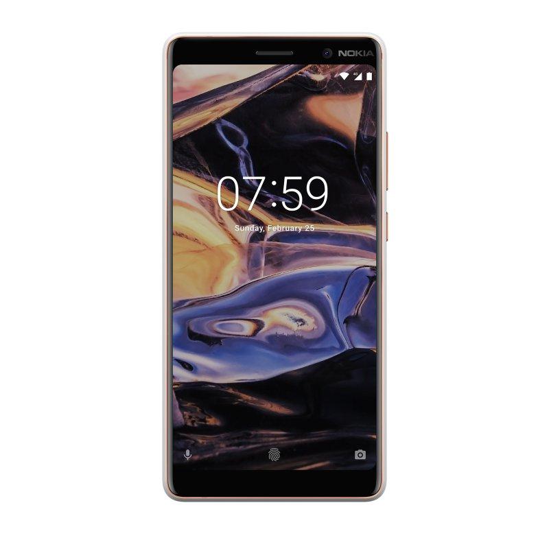 Nokia 7 Plus - MWC 2018 : retour vers le futur pour le Nokia 8110 et nouveaux modèles en approche