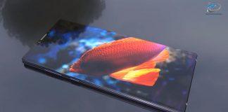 Samsung Galaxy Note 9 concept