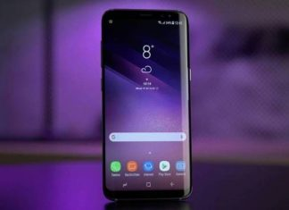 Samsung Galaxy S8 Android 10