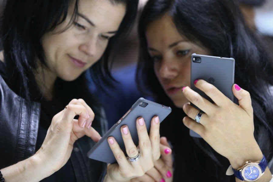 En 2017, un smartphone coûtait en moyenne 363 dollars