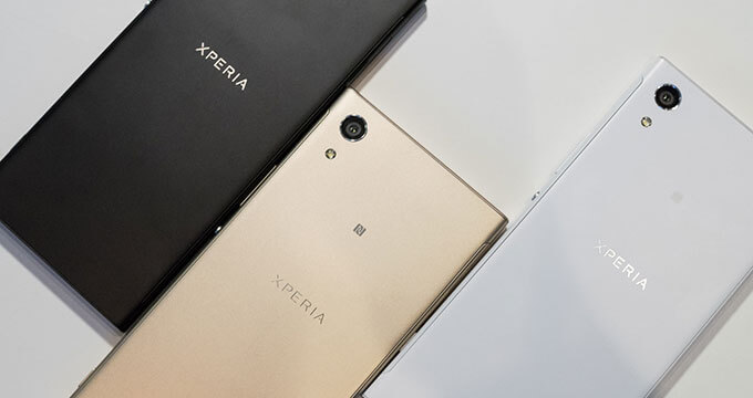 Sony Xperia : la fin du design Omnibalance a été teasée !