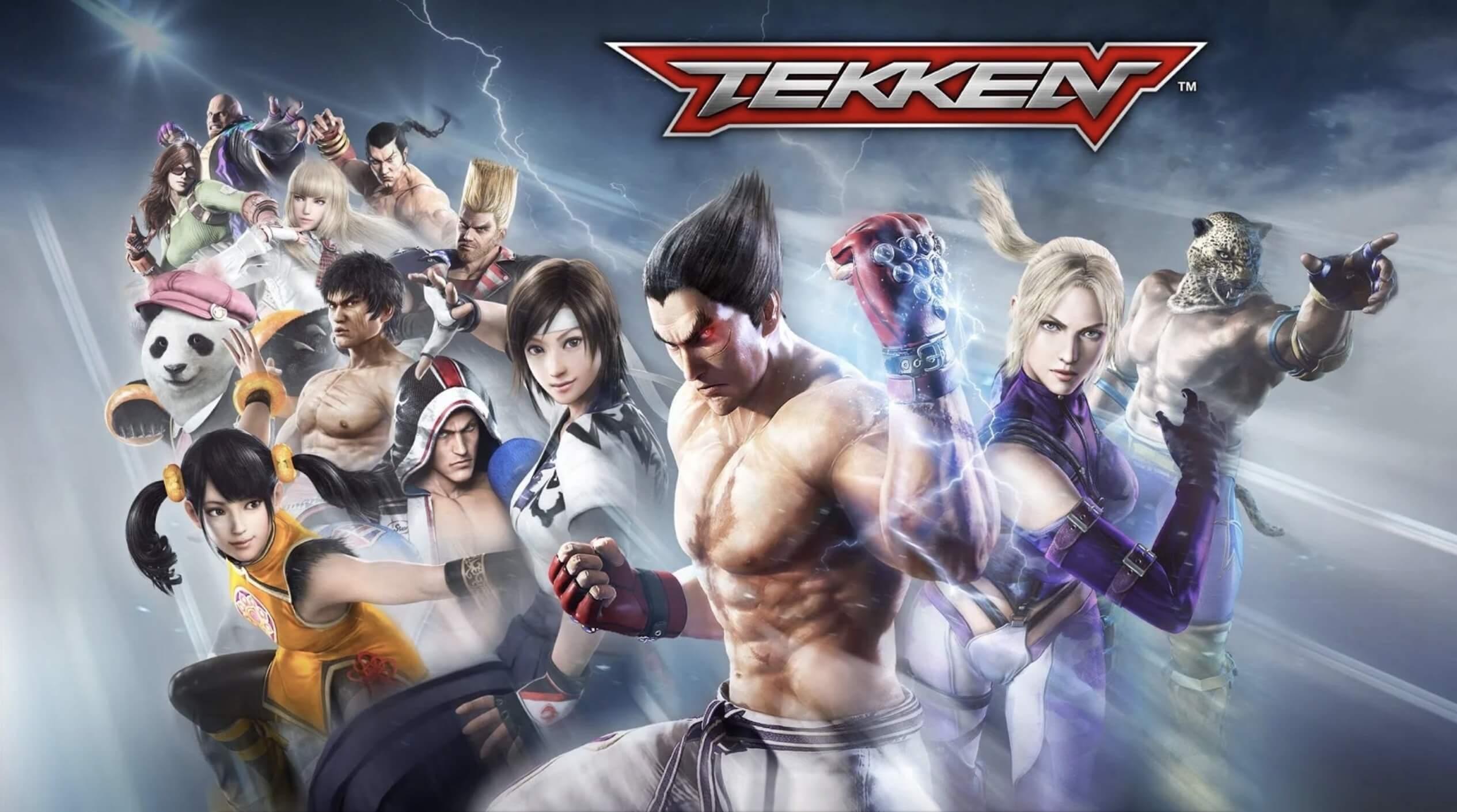 Tekken Mobile : une application disponible avant la fin du mois !