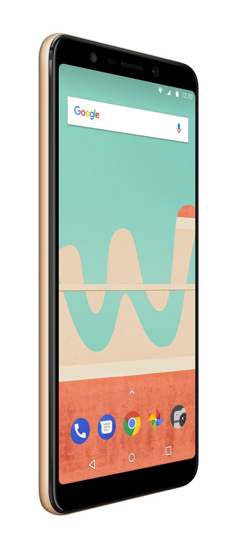 mwc 2018 de nouveaux wiko view avec encoche comme l 39 iphone x. Black Bedroom Furniture Sets. Home Design Ideas