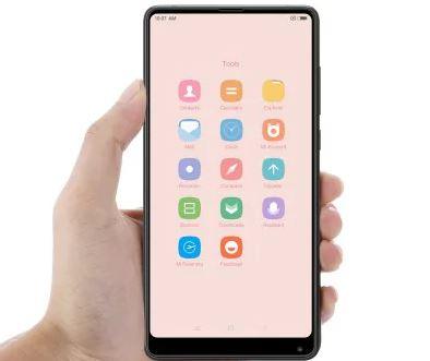 Bon plan : le Xiaomi Mi Mix 2 ne coûte que 381 euros sur GearBest !