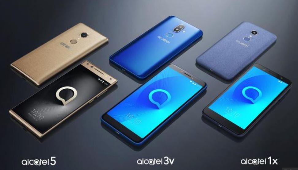 MWC 2018 : Alcatel présentes ses nouveaux smartphones de ratio 18 : 9