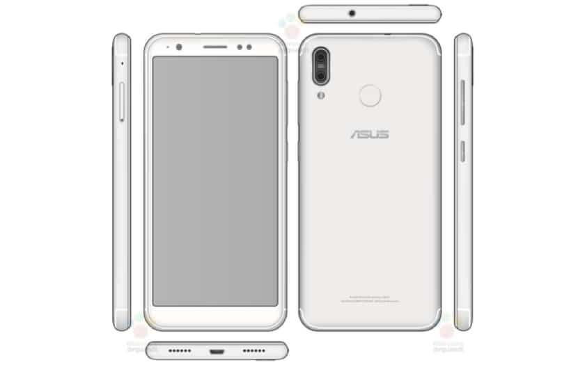 Asus ZenFone 5 : la fusion de l'iPhone X et du OnePlus 5T débarquera lors du MWC 2018
