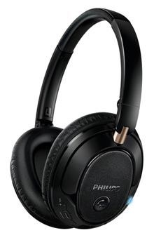 Philips SHB7250/00 Noir