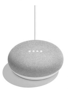 Google Home Mini Blanc