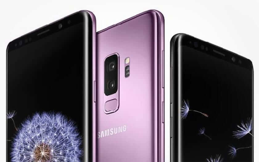Samsung Galaxy S9 et S9+: fiche technique, prix et news