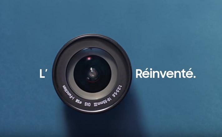 Samsung Galaxy S9 : un teaser qui met en avant ses qualités photos