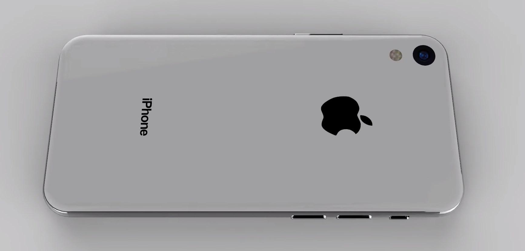 iPhone SE 2 : un superbe concept se dévoile sur YouTube !