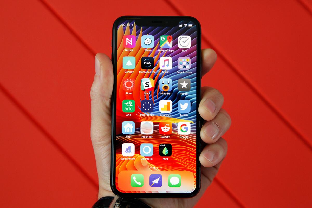 iPhone X : impossible de fermer une app quand on téléphone !