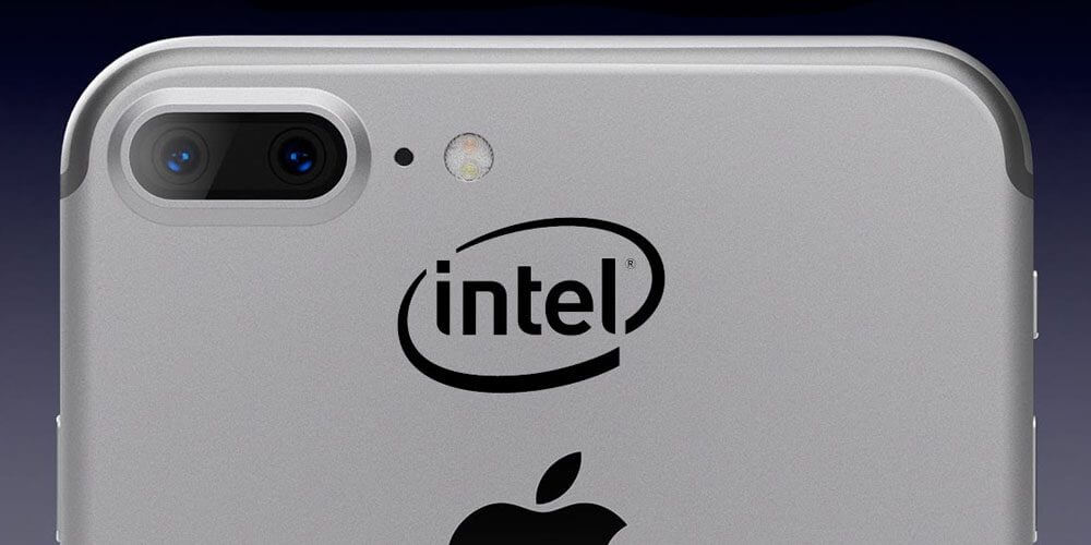 Les puces 4G des iPhone 2018 uniquement fournies par Intel ?