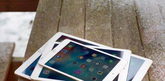 iPad Mini, iPad Air et iPad Pro