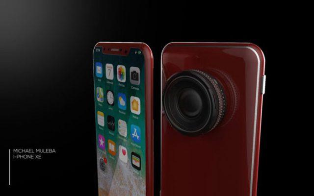 iPhone XE : un concept à objectifs interchangeables fait son apparition
