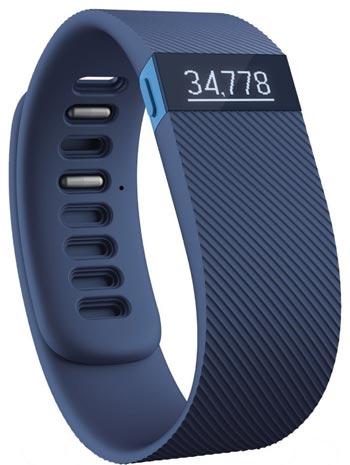 montre fitbit charge hr s bleu 332 1 - Guide d'achat : les meilleurs bracelets connectés avec cardio