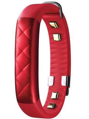 montre jawbone up3 rouge 336 1 - Guide d'achat : les meilleurs bracelets connectés avec cardio